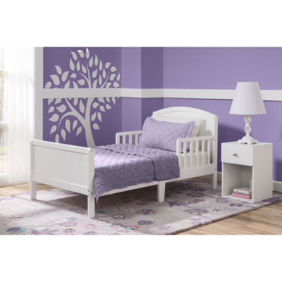 Delta Children Abby Toddler Bed - Painted