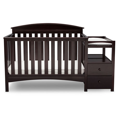 Delta Children Abby Storage Baby Crib