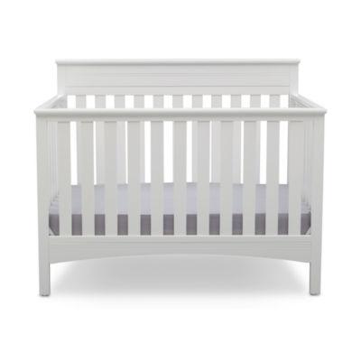 Delta Children Fabio Baby Crib - Painted