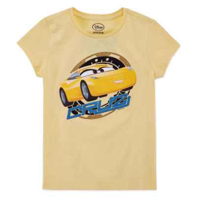 Disney Cars Graphic T-Shirt-Big Kid