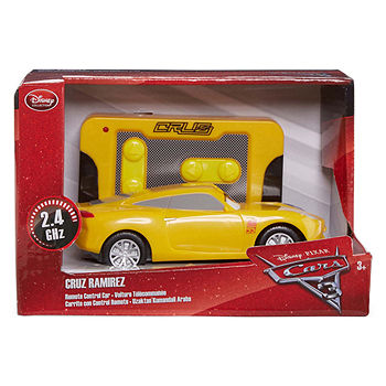 Disney Cars 3 Cruz Ramirez 6 In Rc Jcpenney Color Multi