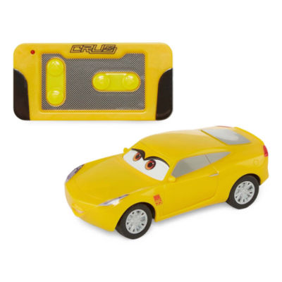 Disney Cars 3 Cruz Ramirez 6-in RC