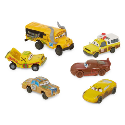 Disney 6 pc. Cars Figure Set