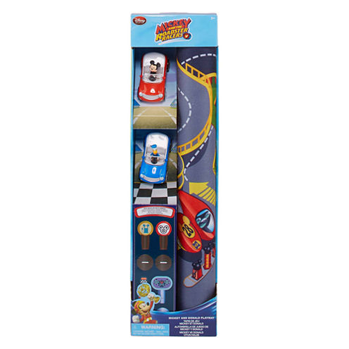 Disney Mickey Mouse Toy Playset