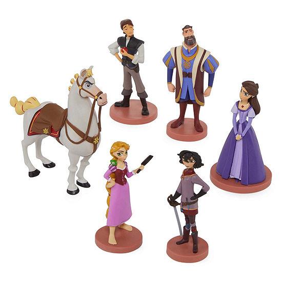 Disney Tangled Figure Set