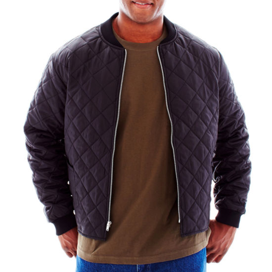 Work King Quilted Freezer Jacket - Big & Tall