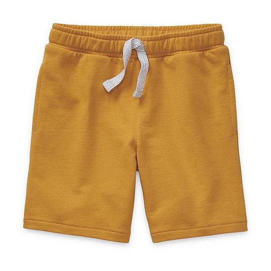 Okie Dokie Toddler Boys Mid Rise Pull-On Short
