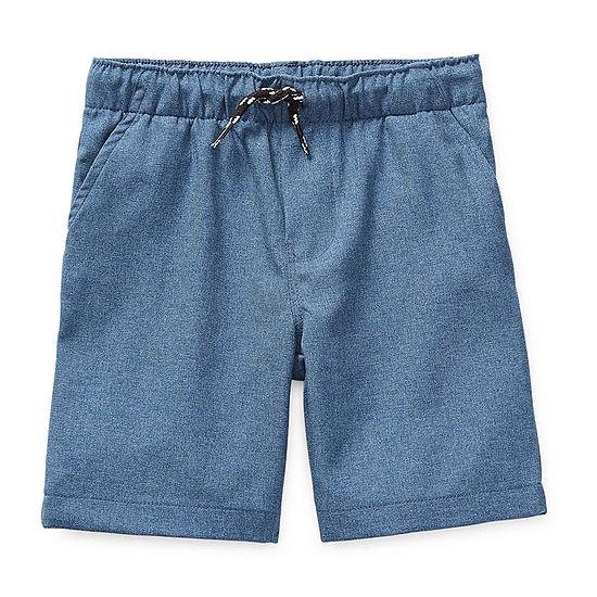 Okie Dokie Toddler Boys Hybrid Short