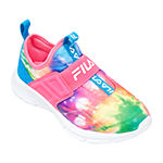 Fila Landbuzzer Little Kids Girls Running Shoes