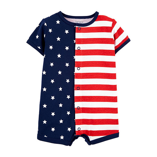 Carter's Americana Baby Unisex Baby Creeper