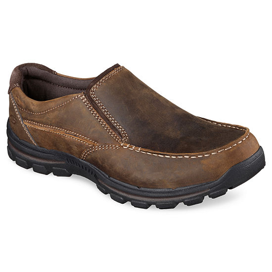 Skechers® Relaxed Fit Rayland Mens Casual Slip-On Shoes