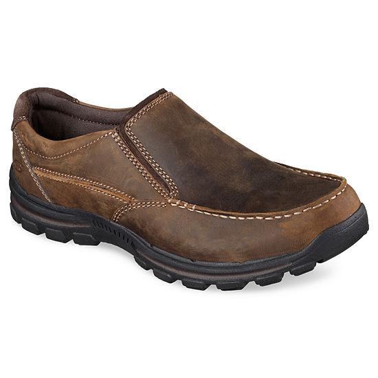 Mens Brown Skechers | Kohl's