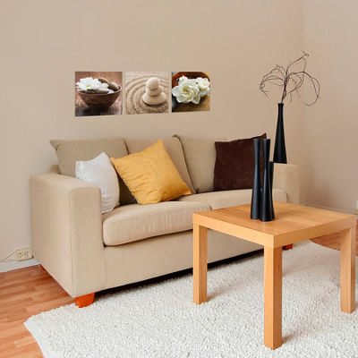 Zen Panoramic Wall Decals