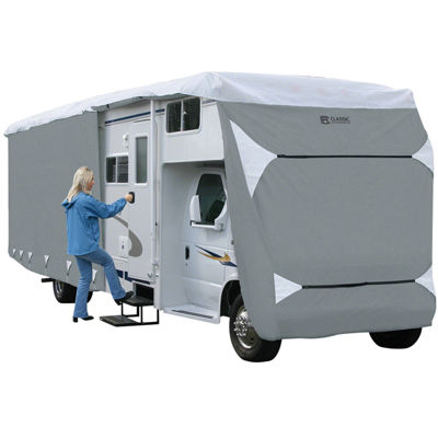 Classic Accessories 79263 PolyPro III Class C RV Cover, Model 2
