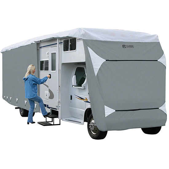Classic Accessories 79463 PolyPro III Class C RV Cover, Model 4