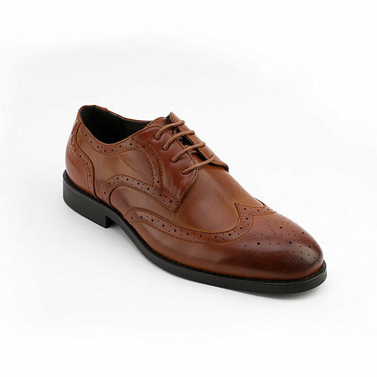 X-Ray Mens Tayler Oxford Shoes Wing Tip