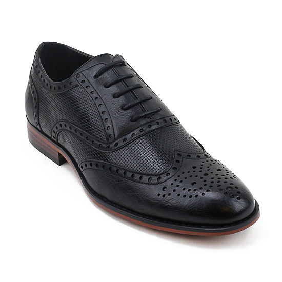 X-Ray Mens Astor Oxford Shoes Wing Tip