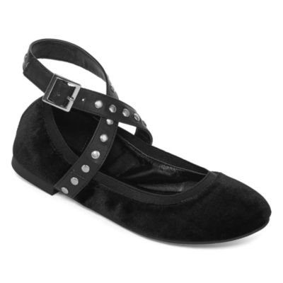 Style Charles Dillard Womens Ballet Flats