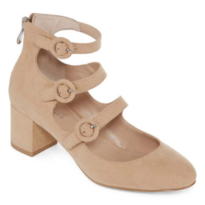 Style Charles Ludlow Womens Mary Jane Shoes