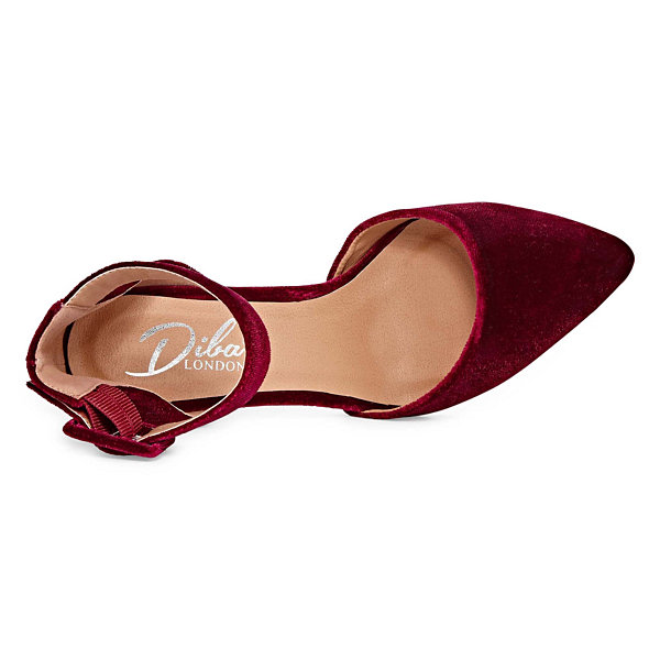 Diba London Pizazz Womens Pumps