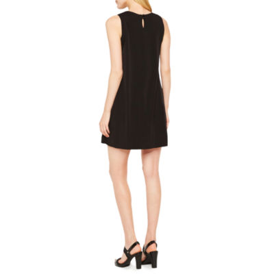 R & K Originals Sleeveless Shift Dress
