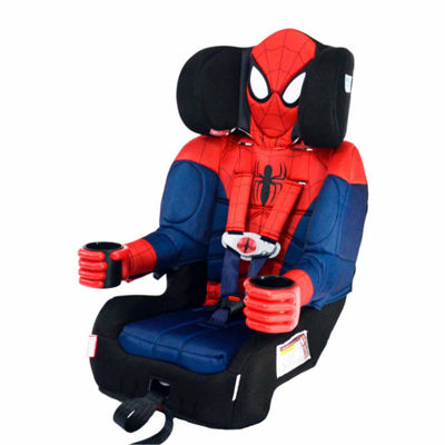 Kidsembrace Spiderman Booster Car Seat