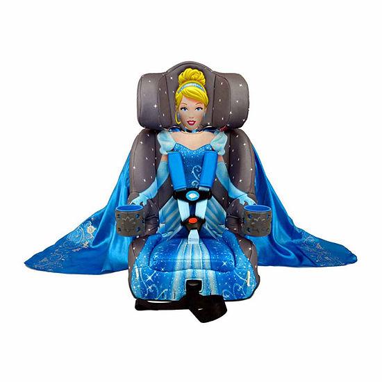 Kidsembrace Cinderella Booster Car Seat