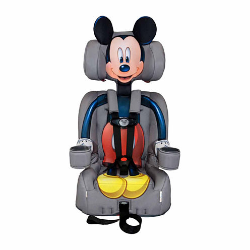 Kidsembrace Mickey Mouse Booster Car Seat