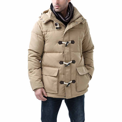 Heavyweight Waterproof Puffer Jacket