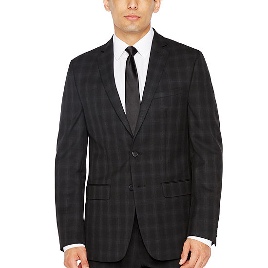 Van Heusen Flex Slim Fit Woven Suit Jacket Slim
