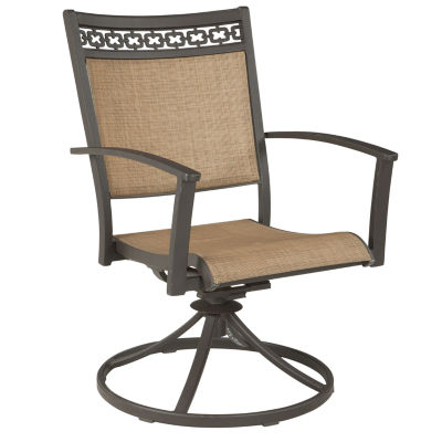 Outdoor by Ashley® Aster Swivel Chair - Set of 2