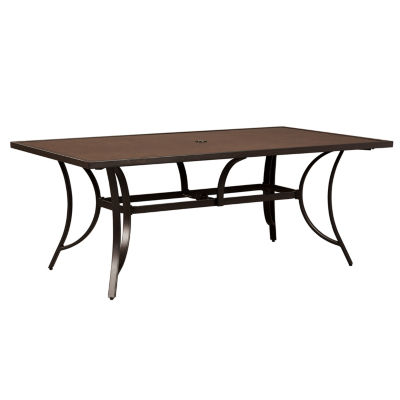 Outdoor by Ashley® Aster Rectangular Dining Table