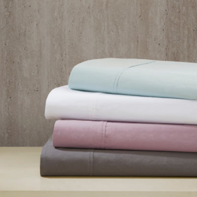 Madison Park Pure 300tc Soft Wash Sheet Set