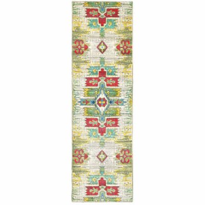 Covington Home Jocelyn Tribal Rectangular Rugs