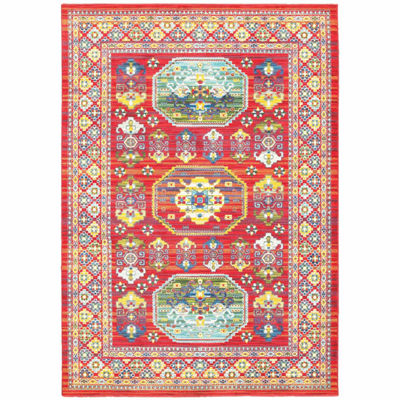 Covington Home Jocelyn Etoile Rectangular Indoor Rugs