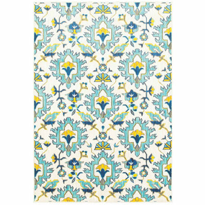 Covington Home Jocelyn Lily Rectangular Rugs