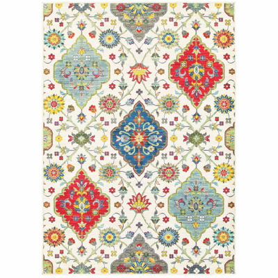 Covington Home Jocelyn Terrace Rectangular Rugs