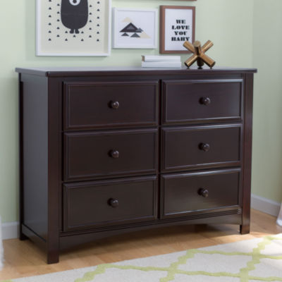 Delta Children 6-Drawer Nursery Dresser
