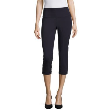 Made for Life™ Secretly Slender Pull-On Capris - Tall
