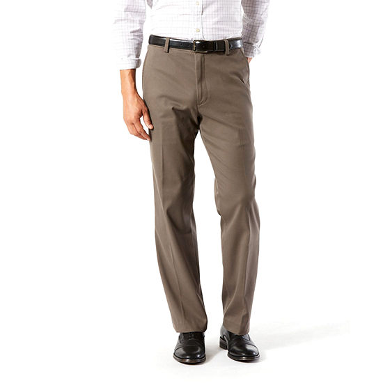 39c6a6121467a Dockers Easy Khaki with Stretch Classic Fit Pants D3 JCPenney