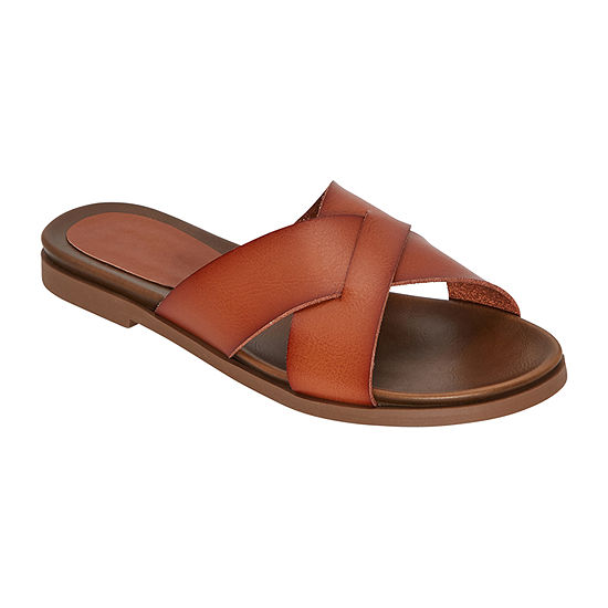 Zigi Soho Womens Caysie Flat Sandals