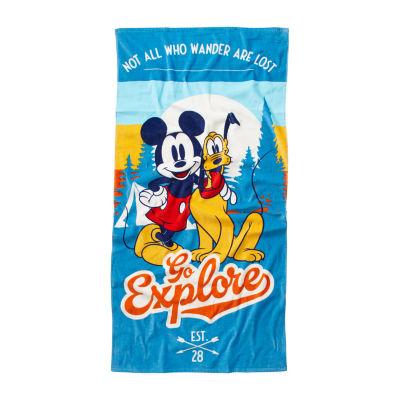 Disney Collection Beach Towel