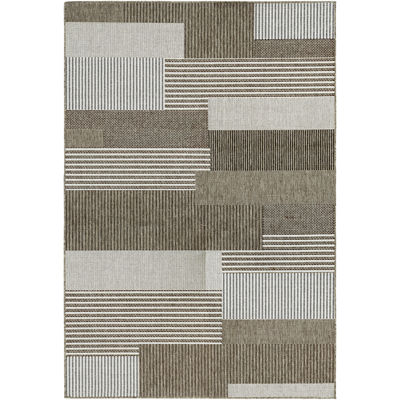 Couristan® Starboard Indoor/Outdoor Rectangular Rug