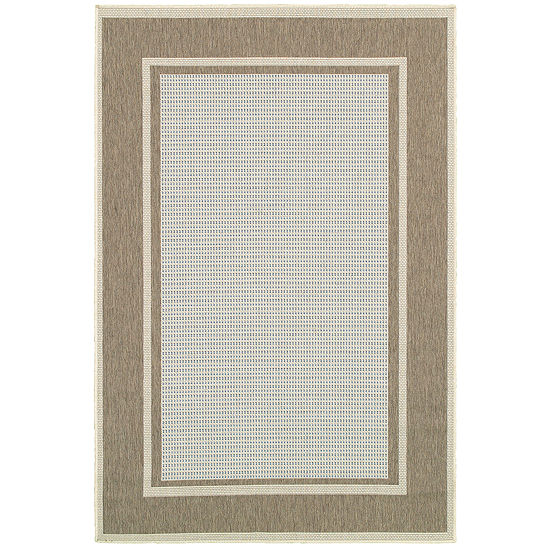 Couristan® Maritime Indoor/Outdoor Rectangular Rug
