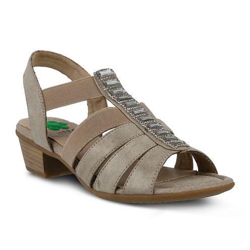 Spring Step Marisol Multi-Strap Sandals