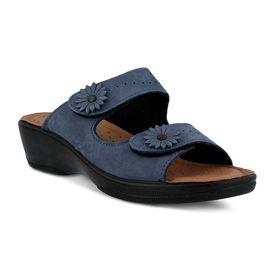 Flexus Faithful Slide Sandals