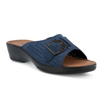 Flexus Edella Slide Sandals