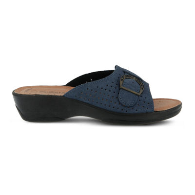 Flexus Edella Slide Sandals