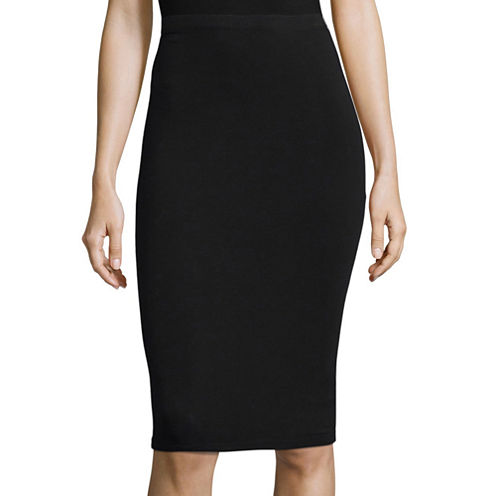 Decree® Midi Bodycon Skirt - Juniors