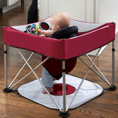 KidCo® GO Pods Cranberry Activity Center